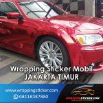 Wrapping Sticker Mobil Jakarta Timur